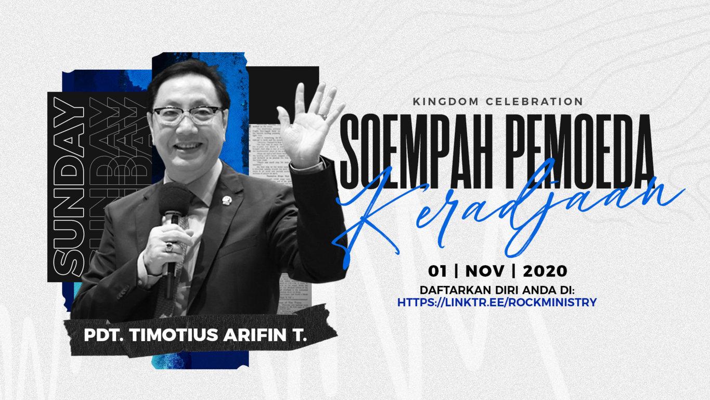 KC Onsite Timotius Arifin 1 November 2020 HD